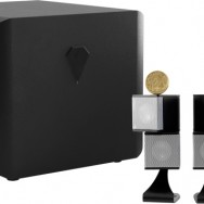 AC21 Wintal AirCube speakers - kit