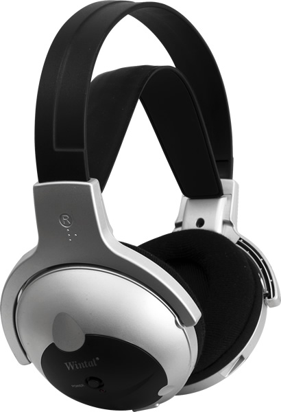 RF900 Wintal Cordless Headphones_front_nostand