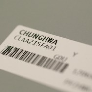 22LCD11FHD - Chunghwa panel label