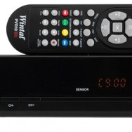 PVR10HD Wintal PVR - front with remote - with AWARD