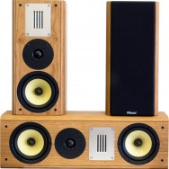 C5RC-CH and C5RR Ribbon Speakers